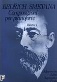 Okładka: Smetana Bedrich, Composizioni per pianoforte vol. 1
