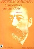 Okładka: Smetana Bedrich, Composizioni per pianoforte vol. 5
