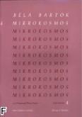 Okładka: Bartók Béla, Mikrokosmos /Urtext/ vol. 4 na fortepian