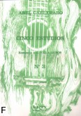 Ok�adka: Carlevaro Abel, 5 etiud na gitar� - etiuda nr 3