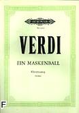 Okładka: Verdi Giuseppe, Bal Maskowy