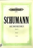 Ok�adka: Schumann Robert, Humoreske op. 20  - Urtext