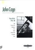 Ok�adka: Cage John, Utwory Fortepianowe 1935-48