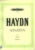 Ok�adka: Haydn Franz Joseph, Sonaty na fortepian vol. II - Urtext