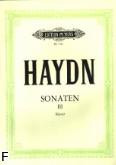 Ok�adka: Haydn Franz Joseph, Sonaty na fortepian vol. III - Urtext