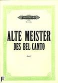 Okładka: , Dawni Mistrzowie Bel Canto - Sopran Vol.1