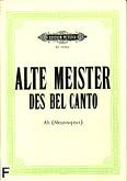 Ok�adka: , Dawni Mistrzowie Bel Canto - Alt (Mezzosopran)