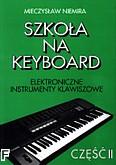 Okładka: Niemira Mieczysław, Szkoła na keyboard 2