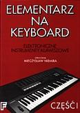 Okładka: Niemira Mieczysław, Elementarz na keyboard 1