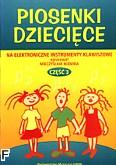 Okładka: Niemira Mieczysław, Piosenki dziecięce cz. 3