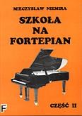 Okładka: Niemira Mieczysław, Szkoła na fortepian 2