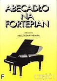Okładka: Niemira Mieczysław, Abecadło na fortepian 1