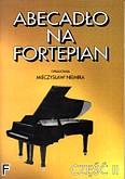 Okładka: Niemira Mieczysław, Abecadło na fortepian cz. 2