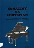 Okładka: Niemira Mieczysław, Łatwe sonatiny na fortepian cz. 2