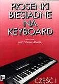 Okładka: Niemira Mieczysław, Piosenki biesiadne, cz. 1