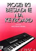Okładka: Niemira Mieczysław, Piosenki biesiadne, cz. 2