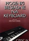 Ok�adka: Niemira Mieczys�aw, Piosenki biesiadne, cz. 4