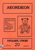 Ok�adka: Wi�niewski Marek, Wi�niewski Stanis�aw, Akordeon (z serii Bia�y Mi�) 20