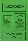 Ok�adka: Wi�niewski Stanis�aw, Akordeon (z serii Bia�y Mi�) 25