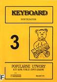 Okładka: Wiśniewski Marek, Wiśniewski Stanisław, Keyboard (z serii Biały Miś)  3