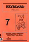 Okładka: Wiśniewski Marek, Wiśniewski Stanisław, Keyboard (z serii Biały Miś), z. 7