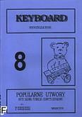 Okładka: Wiśniewski Marek, Wiśniewski Stanisław, Keyboard (z serii Biały Miś), z. 8
