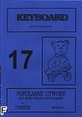 Ok�adka: Wi�niewski Stanis�aw, Wi�niewski Marek, Keyboard (z serii Bia�y Mi�), z. 17