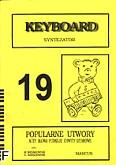 Okładka: Wiśniewski Stanisław, Wiśniewski Marek, Keyboard (z serii Biały Miś), z. 19