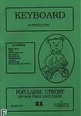 Ok�adka: Wi�niewski Marek, Wi�niewski Stanis�aw, Keyboard (z serii Bia�y Mi�) 21