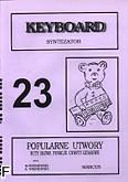 Ok�adka: Wi�niewski Stanis�aw, Wi�niewski Marek, Keyboard (z serii Bia�y Mi�), z. 23