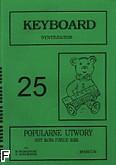Okładka: Wiśniewski Marek, Wiśniewski Stanisław, Keyboard (z serii Biały Miś), z. 25