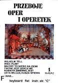 Okładka: Wiśniewski Marek, Wiśniewski Stanisław, Przeboje oper i operetek 1
