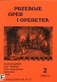 Okładka: Wiśniewski Marek, Wiśniewski Stanisław, Przeboje oper i operetek, z. 2