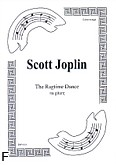 Ok�adka: Joplin Scott, The Ragtime Dance na gitar�