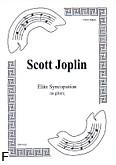 Okładka: Joplin Scott, Elita Syncopation na gitarę