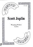 Okładka: Joplin Scott, Weeping Willow na gitarę