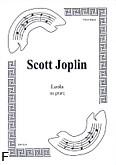 Okładka: Joplin Scott, Leola na gitarę