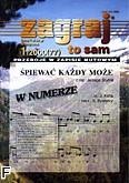 Okładka: , Zagraj to sam 2000/01