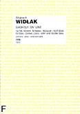 Okładka: Widłak Wojciech, Shortly on line