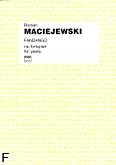 Ok�adka: Maciejewski Roman, Fandango