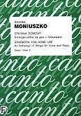 Ok�adka: Moniuszko Stanis�aw, �piewnik domowy. Antologia pie�ni na g�os z fortepianem z.2