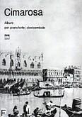 Ok�adka: Cimarosa Domenico, Album per pianoforte / clavicembalo