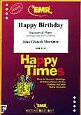 Ok�adka: Mortimer John Glenesk, Happy Birthday