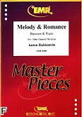 Okładka: Rubinstein Antoni, Melody & Romance