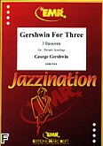 Ok�adka: Gershwin George, Gershwin For Three
