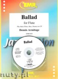 Ok�adka: Armitage Dennis, Ballads for Flute and Piano or CD
