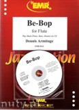 Okładka: Armitage Dennis, Be-Bop for Flute and Piano or CD