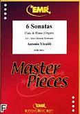 Ok�adka: Vivaldi Antonio, 6 Sonatas