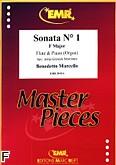 Ok�adka: Marcello Benedetto, Sonata nr 1 F-dur
