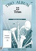 Okładka: Cecil Leonard, 22 Trios